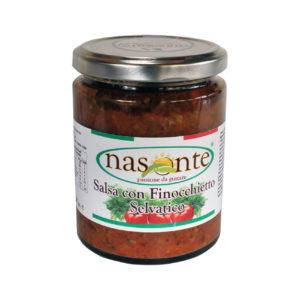 1 salsa con finochietto
