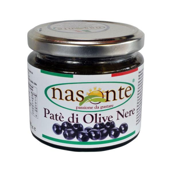 29 pate' di olive nere