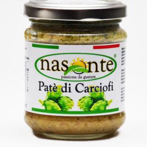 Pate' di Carciofi 190 g.