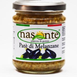 Pate' di Melanzane 190 g.