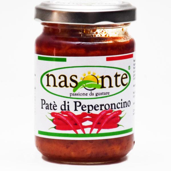 Pate' di Peperoncino 130 g.