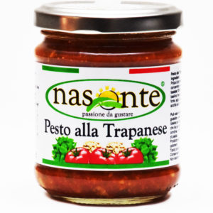 Pesto alla Trapanese 190 g.