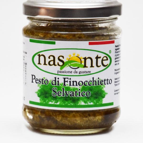 Pesto di Finocchietto Selvatico 190 g.