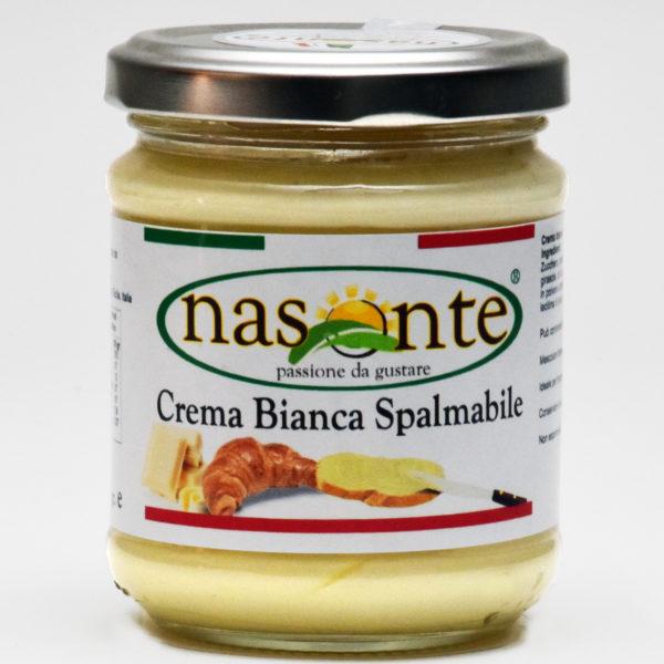 Crema Bianca Spalmabile 190 g.